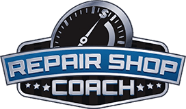 Repair Shop Coach Logo